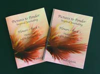 Pictures to Ponder: Inspired Journaling - book promotion