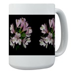 alstromeria mug in gift shop